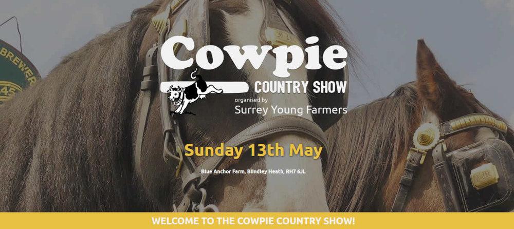 Cowpie Rally, Surrey