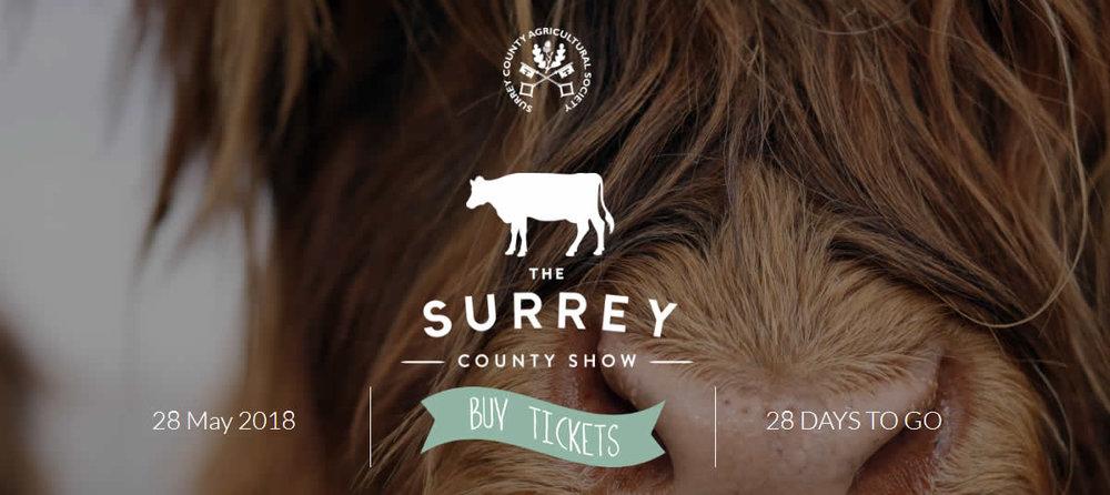 Surrey County Show