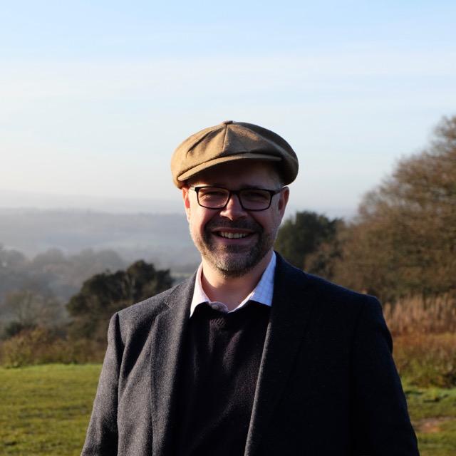 Ian Jones, Hill House Farm