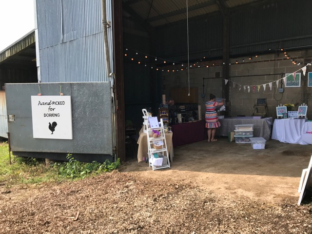 Handpicked for Dorking at Hill House Farm