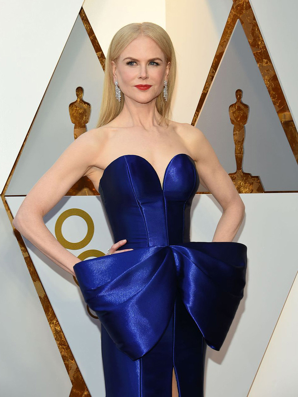Nicole Kidman in Harry Winston