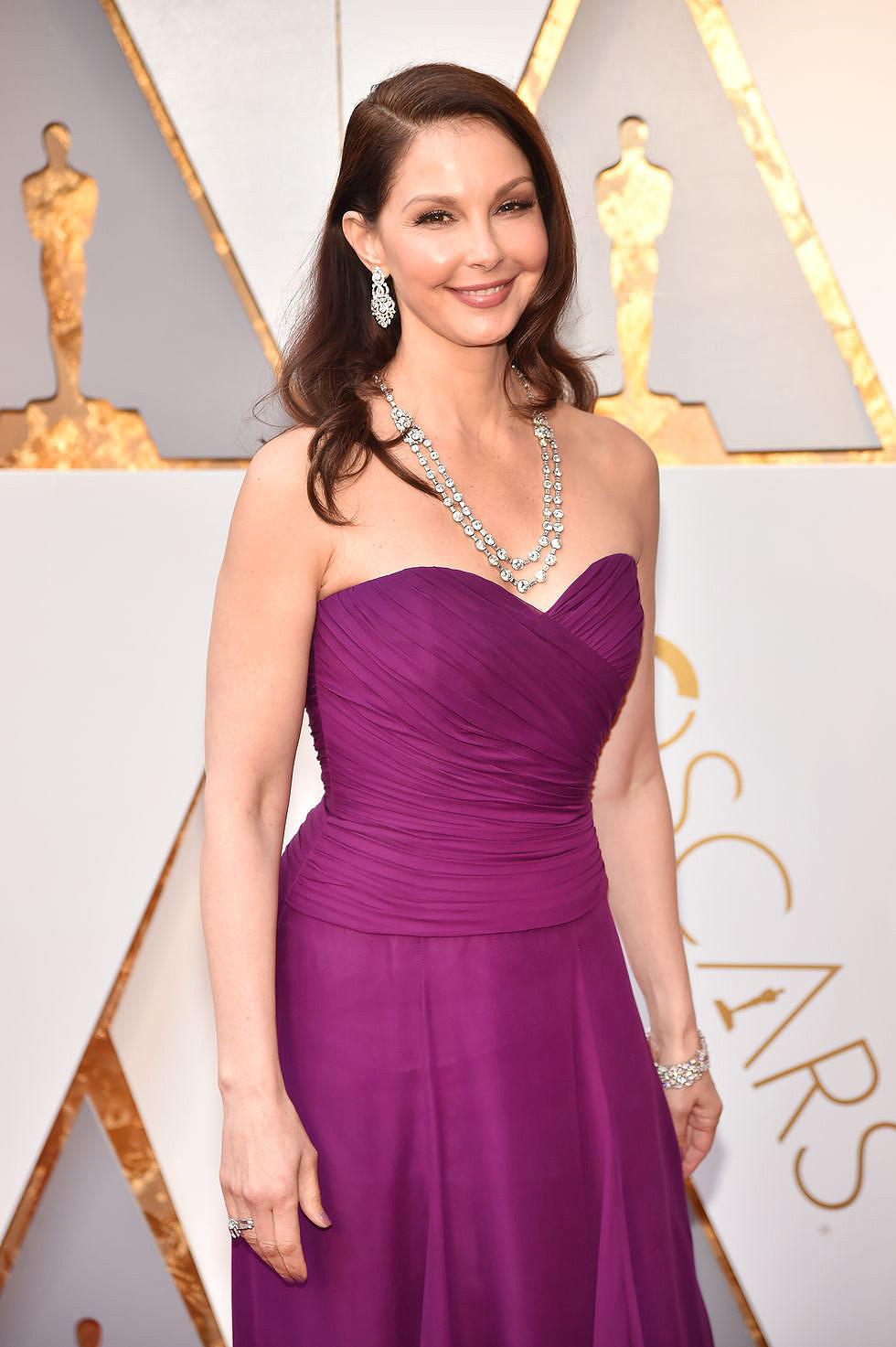 Ashley Judd in Bulgari
