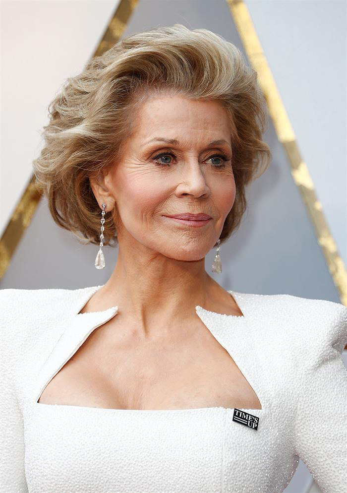 Jane Fonda in Chopard