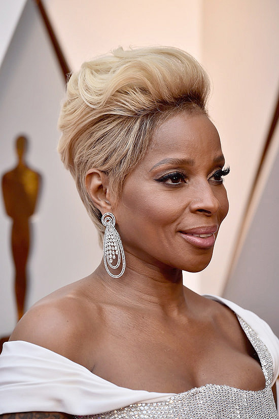 Mary J. Blige in Forevermark