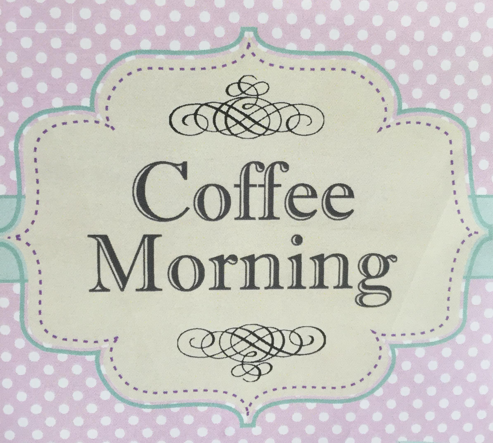Coffee morning - Tuesday 10:30 am - noon.All are welcome to join us for a coffee, tea and cake with informal Bible reading, discussion and chat.