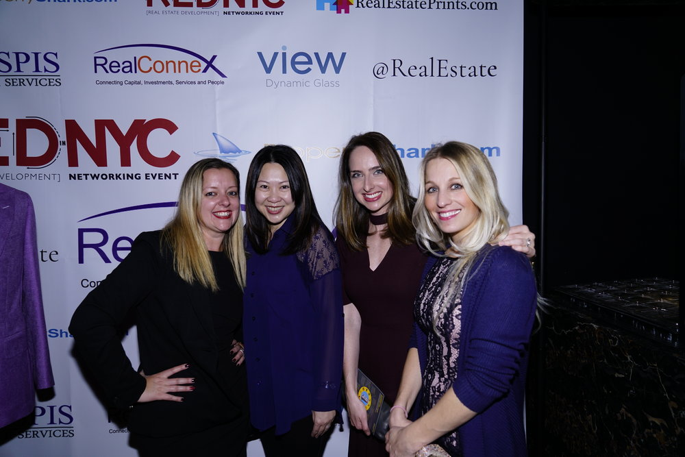 REDinNYC & PropertyShark Event - March 1, 2018