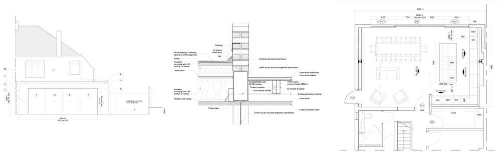 Architectural Drawing Services Mprm Design Build