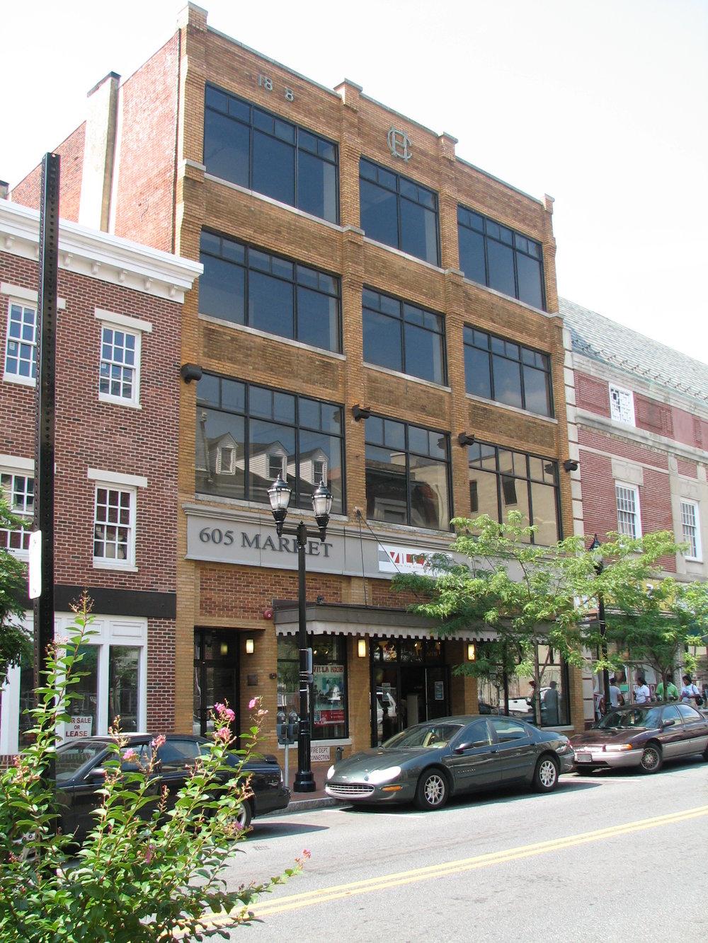 605 N. Market St. Wilmington, DE