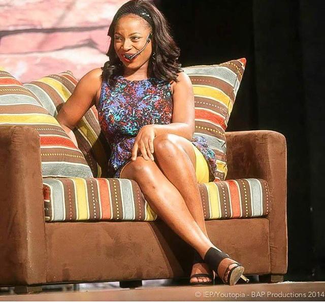 Dami Kalejaiye: actress, architect and singer.