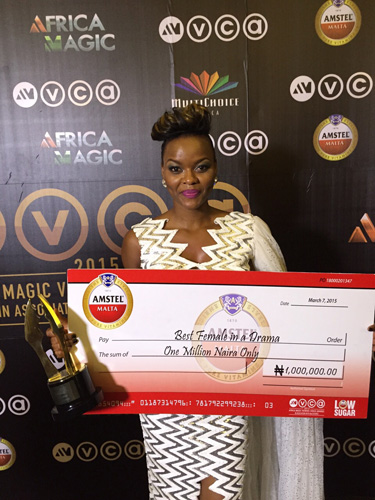 Best Actress in A Drama, Kehinde Bankole
