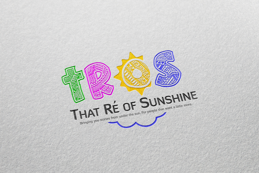The new That Ré of Sunshine logo.
