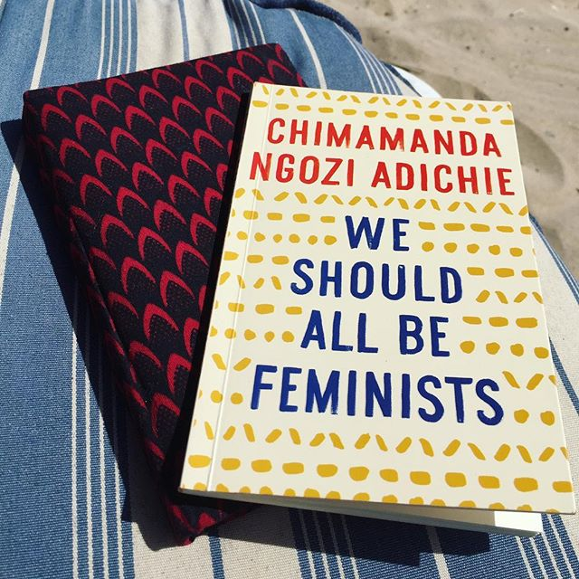 Today is World Book and Copyright Day.  What are you reading right now? #TheSunshineBookClub #Books #BookWorm #SunshineBookClub #WorldBookDay #BookLover #chimamandangoziadichie #Ghana #WeShouldAllBeFeminists #AfricanLiterature