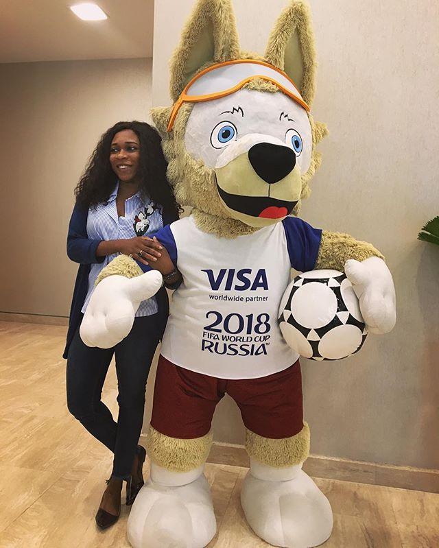World Cup Fever! Who are you rooting for? #WorldCup #WorldCup2018 #Russia #Russia2018 #Football #ThatReOfSunshine #VisaFootballExperience