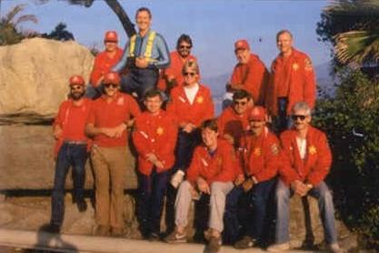 1984 VCSAR Dive Team