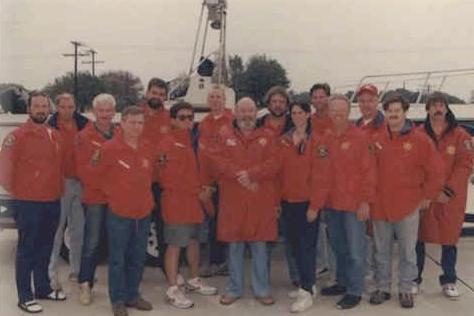 1994 VCSAR Dive Team