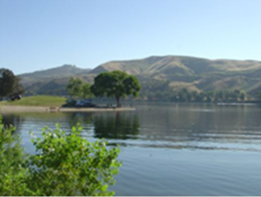 Lower Lake Castaic