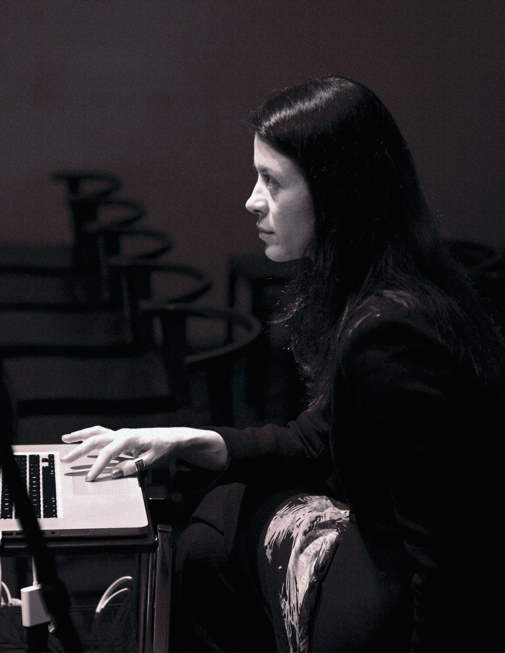 - Elaine at Sonorium Hall, Tokyo, Japan. 2012