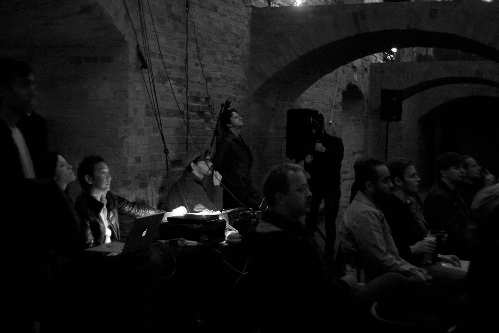 Sinus Ton  – Magdeburger Tage der Elektroakustischen Musik, October 2012, Magdeburg, Germany.  World premiere  of   Impetus Angularis  .