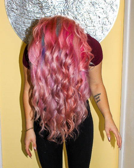 1/7 new hair color flip