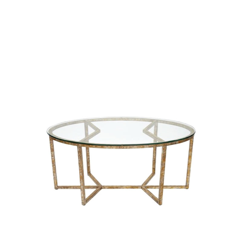 "OLIVIA COFFEE TABLE   36""l x 24""d x 20""h"