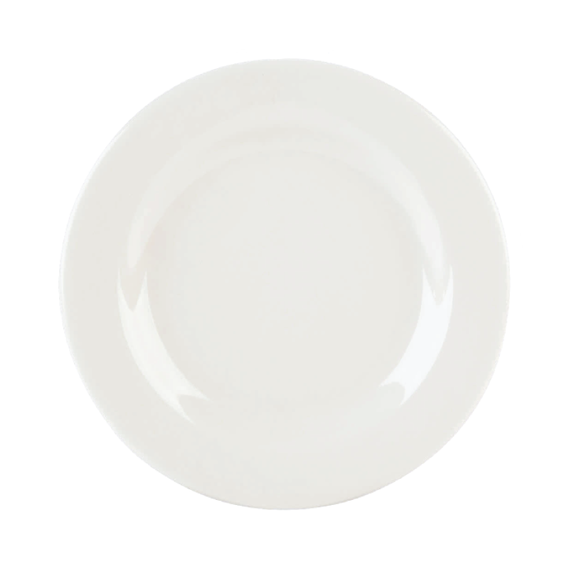 "CLASSIC WHITE CHARGER   available in: Charger Plate (12"")"