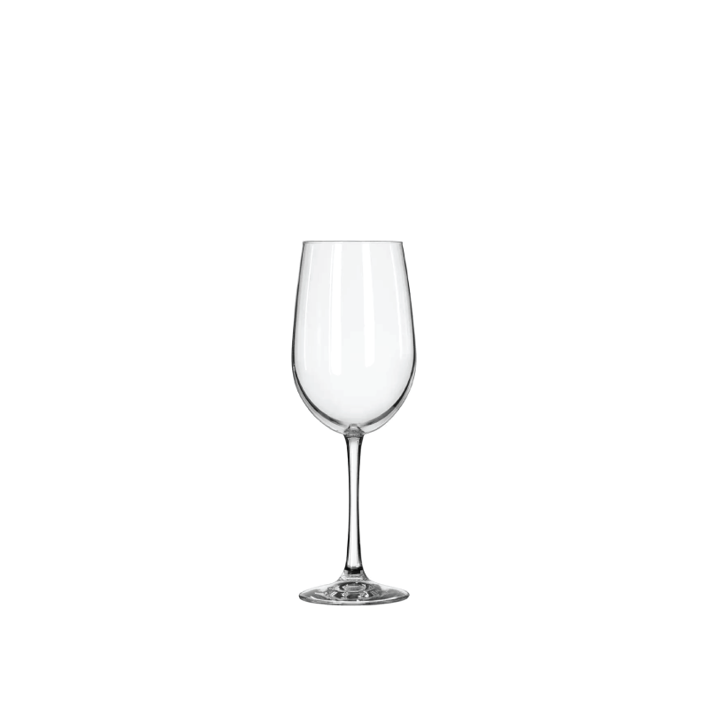 VINA WHITE WINE GLASS   available in: 12 ounce
