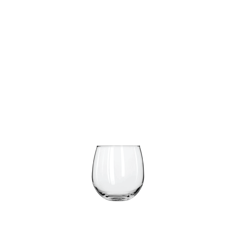 CLASSIC STEMLESS LARGE WINE GLASS   available in: 16.75 ounces