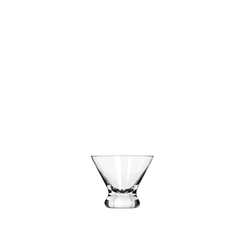 CLASSIC COSMO GLASS   available in: 8.25 ounces