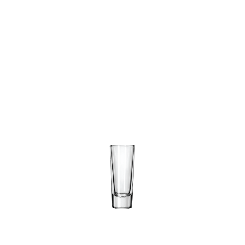 CLASSIC SHOT GLASS   available in: 2 ounce