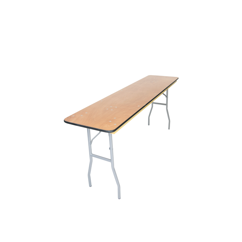 "CONFERENCE TABLE   available in: 18"" x 6', 18"" x 8'"