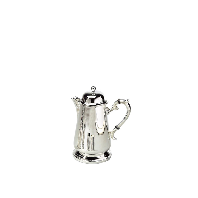 CLASSIC SILVER   COFFEE/TEA POT   available in: 64 ounce