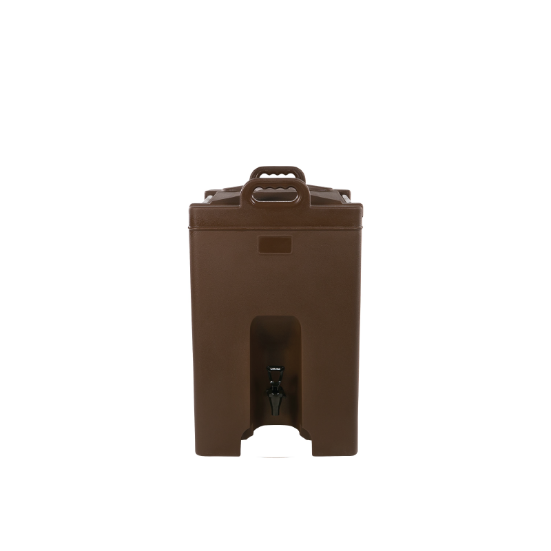 INSULATED BEVERAGE SERVER   available in: 5 gallon, 10 gallon
