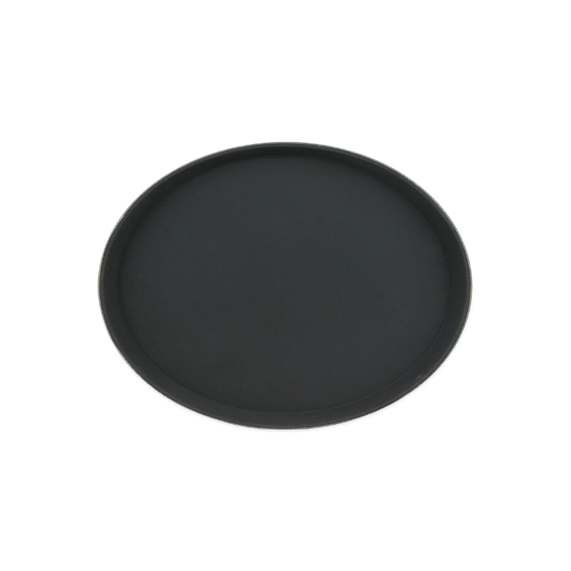 "OVAL WAITER TRAY   available in: 22"" x 27"" oval"