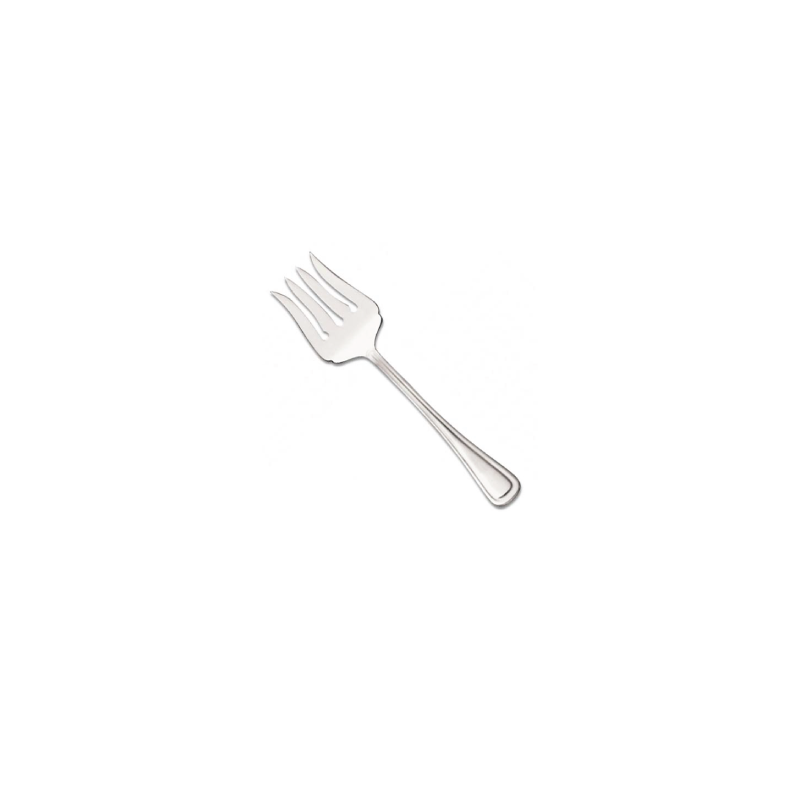 SILVER SERVING FORK   available in: 8""