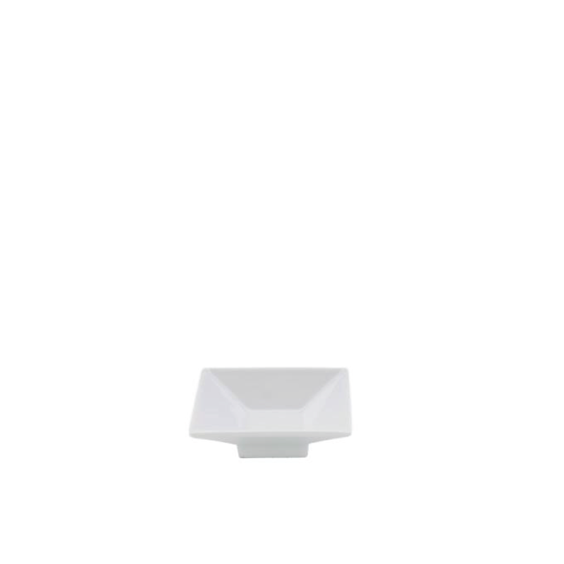SQUARE PEDESTAL RAMEKIN   available in: 1.25 oz