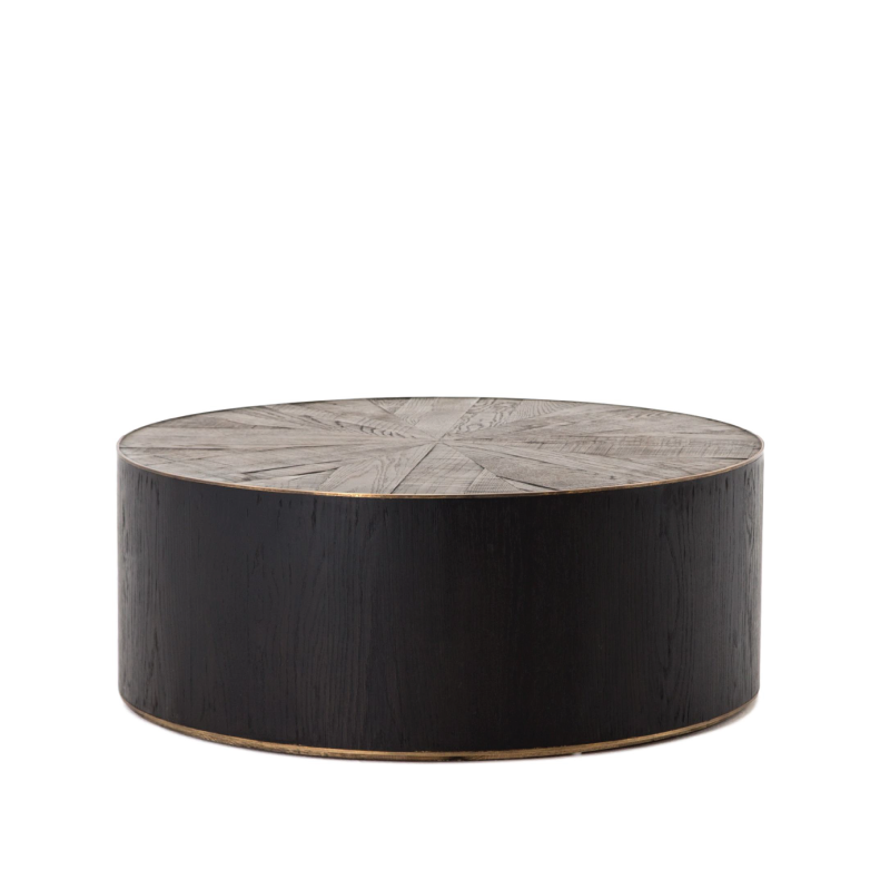 "ECLIPSE COFFEE TABLE   40"" diameter x 16""h"