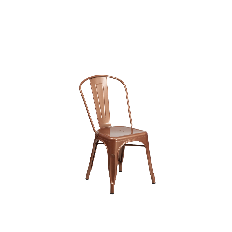 COPPER FELIX DINING CHAIR