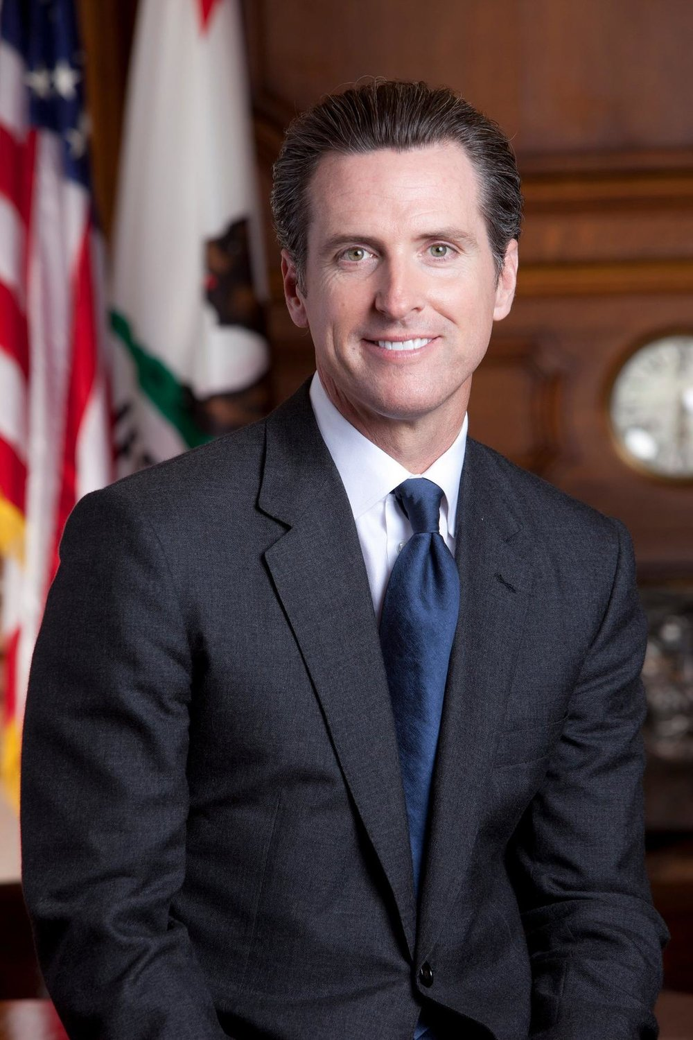 Gavin Newsom, California