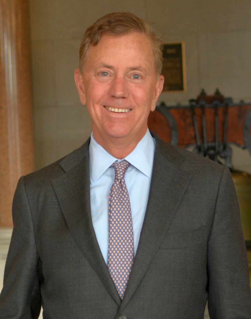 Ned Lamont, Connecticut