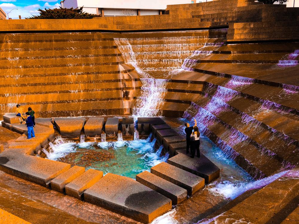 Fort Worth Water Gardens