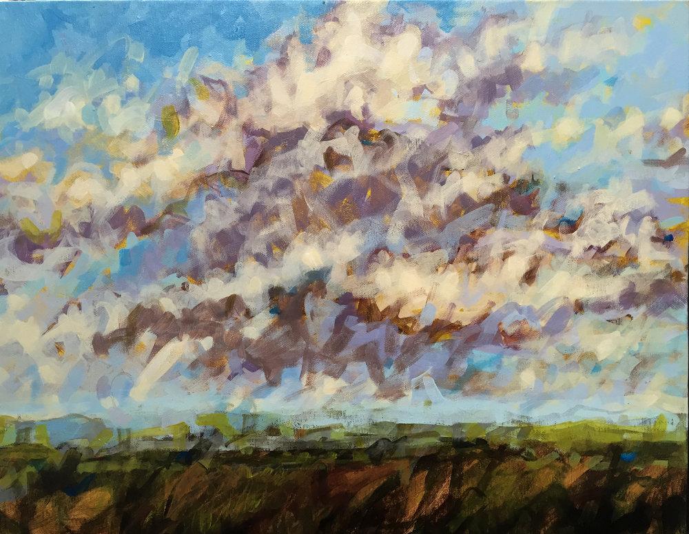 """Spring Foothills"""
