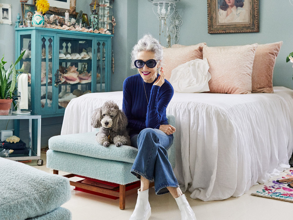 Linda Rodin/Elle UK