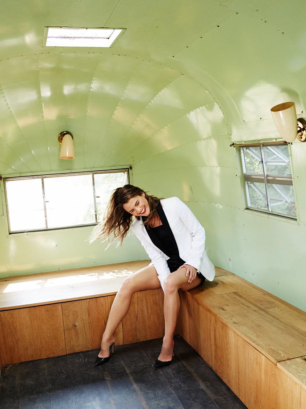 Keri Russell/Brooklyn Magazine