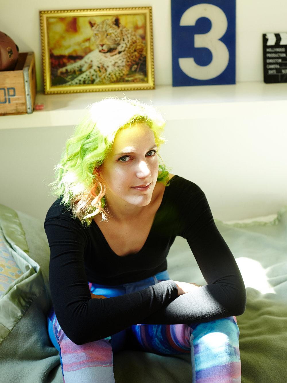 Lizzy Plapginer/Levi's