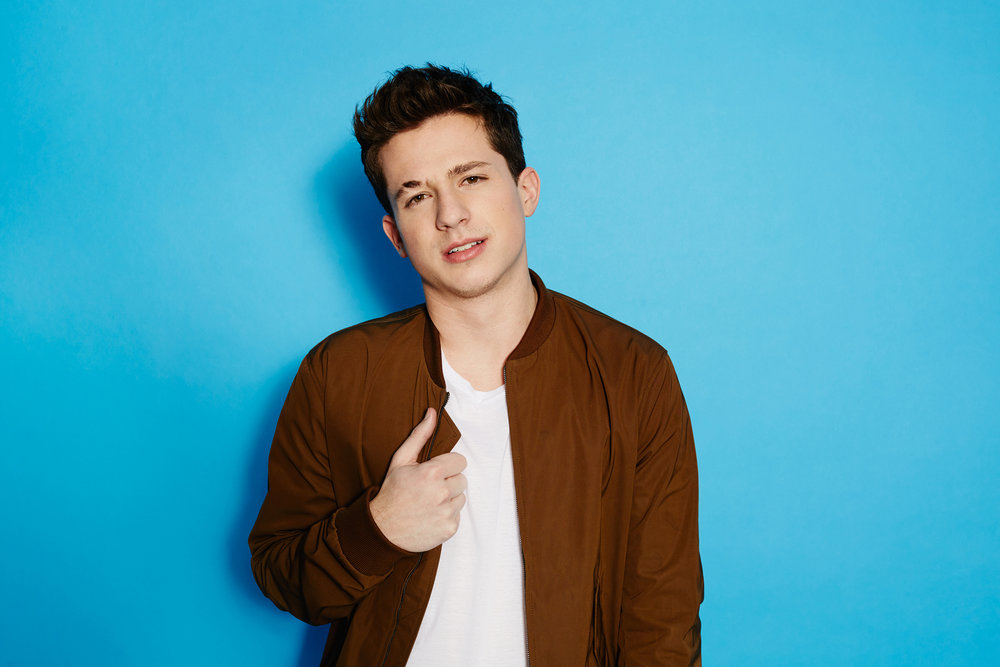 Charlie Puth/Teen Vogue Feb 2016