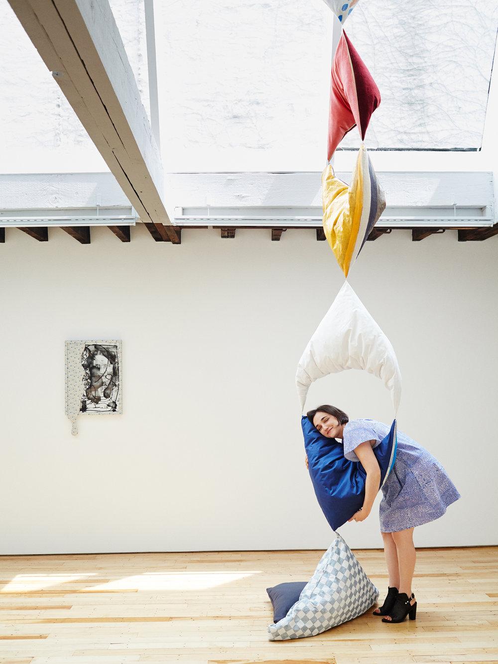 Rachel Uffner/Harper's Bazaar Japan