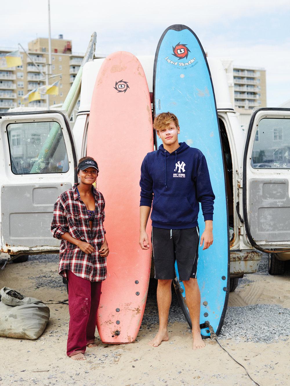 Surfers/ Bon Appetite