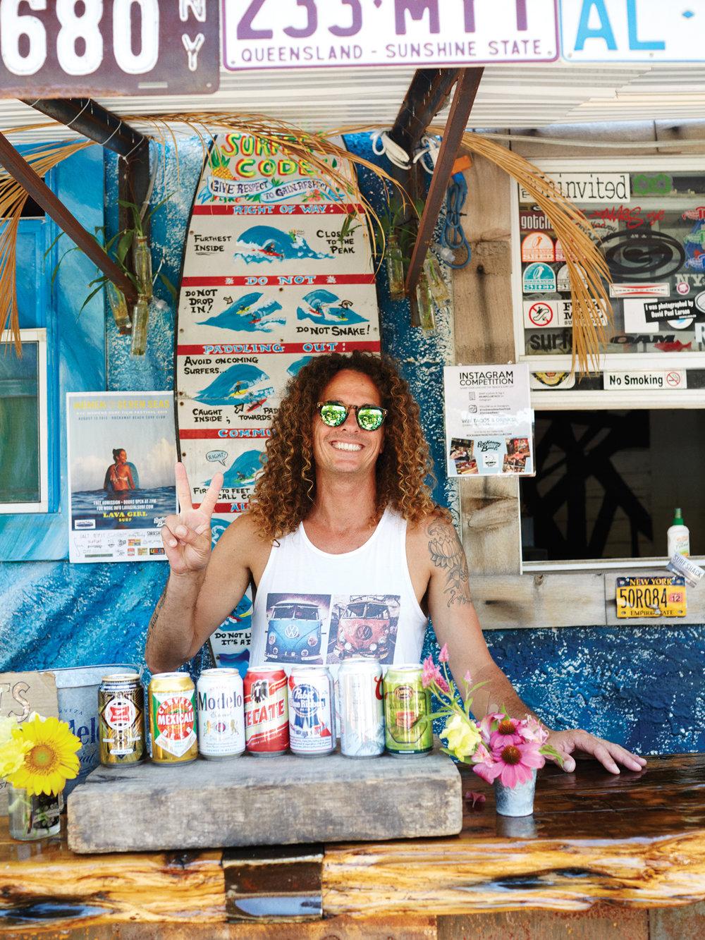 Rockaway Surf Club/ Bon Appetite