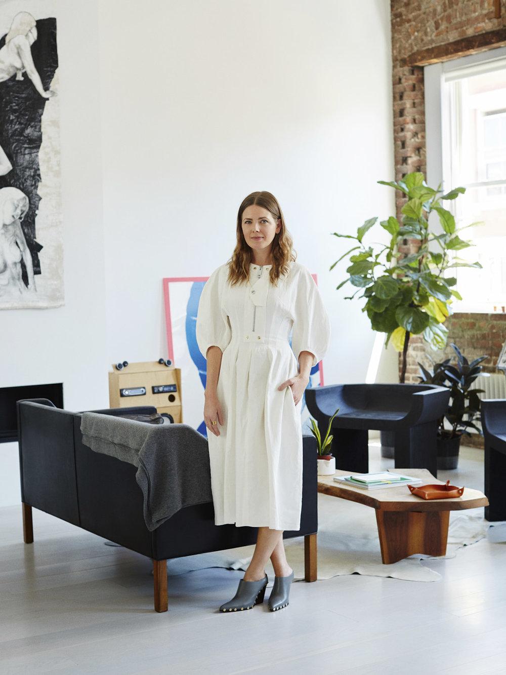 Megan Bowman/Harper's Bazaar Japan