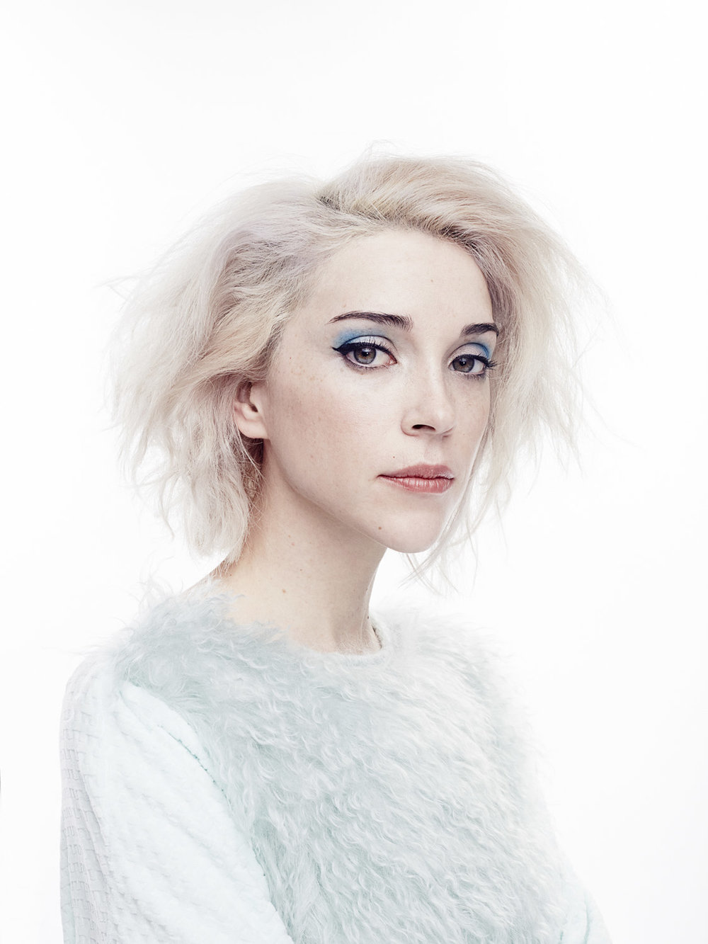 St. Vincent/Brooklyn Magazine